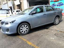 Toyota Corolla Quest 1.3 R 120 000 Negotiable