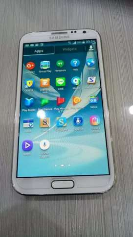 FOR SALE OR SWAP: BEAUTIFUL WHITE SAMSUNG NOTE 2 32GB ORIGINAL