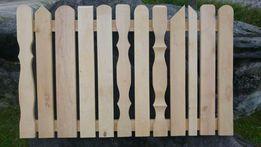 Sztachety drewniane każda długość PRODUCENT!!!