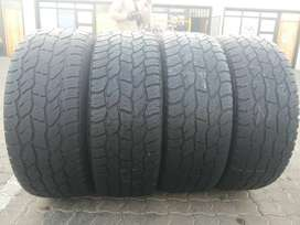 265 60 R18 Cooper Discovery All-Terrain Tyres