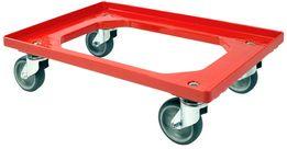 Wózek transportowy do skrzynek 60 x 40