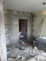 Алмазная резка бетона. Демонтаж