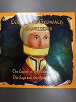 Legenda o głowach Wawelskich - Polska angielska niemiecka Małkowska