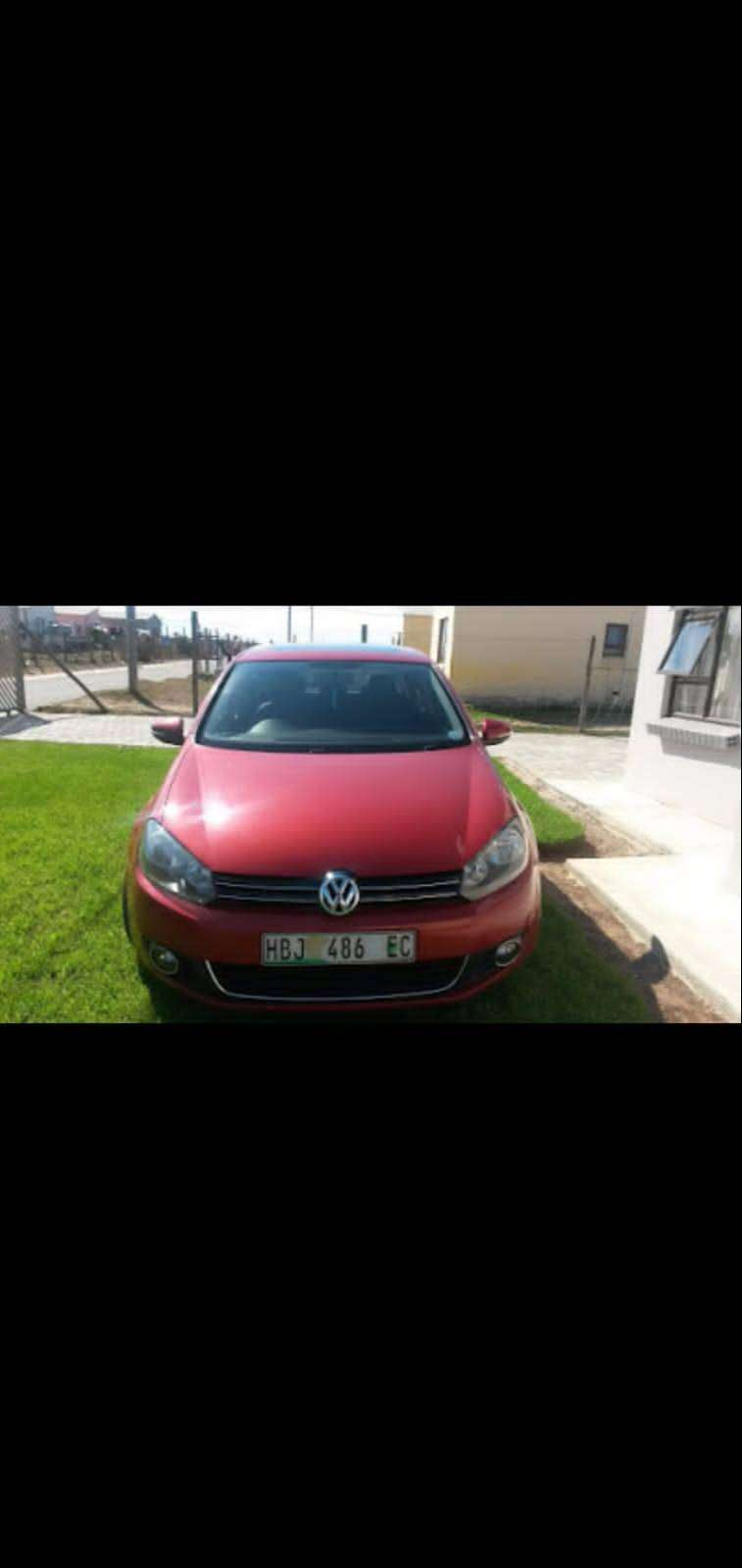 Golf 6 vw 2.0 diesel inemmaculate comdtouch screen radio leather seats 0