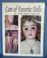 Книга по реставрации антикварная кукла от Mary Caruso