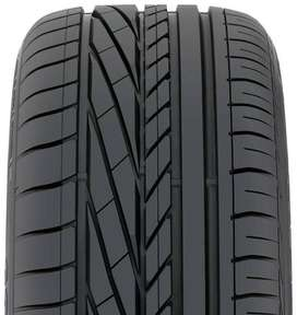 Goodyear Excellence 245/55R17 Runflat