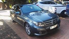2012 Mercedes-Benz C180 BlueEfficiency