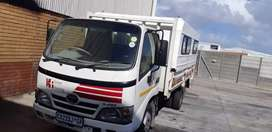 For sale Toyota Dayna in good condition the truck in cape Town