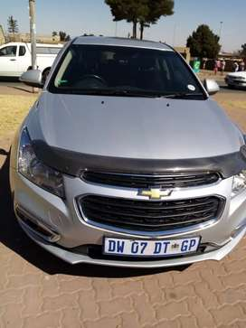 Chevrolet Cruze for sale.Under 100 000 kilometres in good condition.