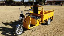 Electric farm motorcycle