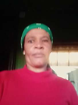 Maid,nanny,cleaner from Lesotho looking for live in work