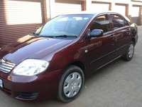 Image of 2005 Toyota Corolla 1.4. Full House