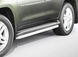 Подножки Toyota Land Cruiser 200 защита