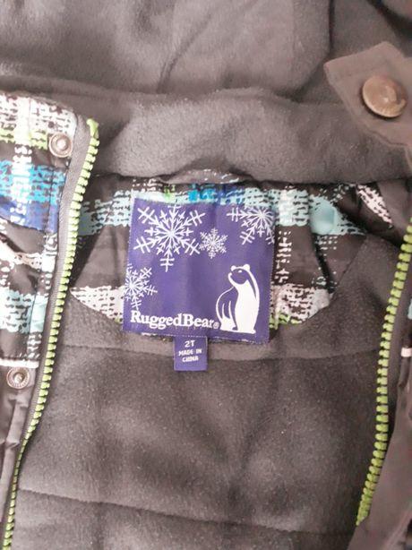 Зимняя куртка Ruggedbear на 2г Инженерный - изображение 5