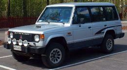 Розборка Mitsubishi Pajero 1