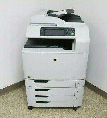 HP Color LaserJet CM6040 MFP 0