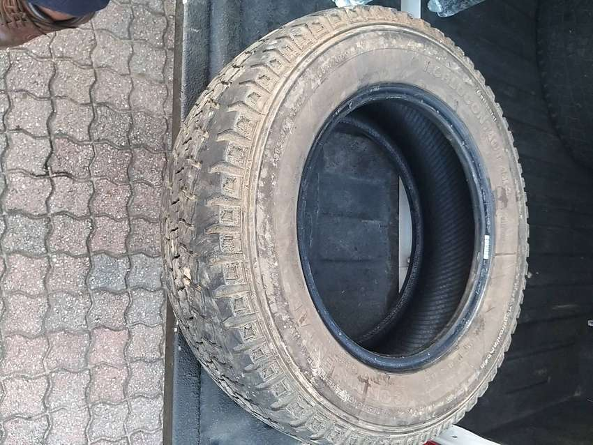Continental used tyres