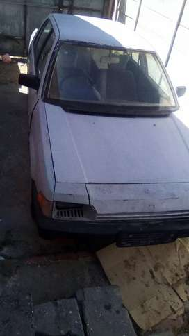 Honda ballade complete body with gearbox