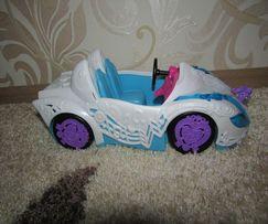 My Little Pony Автомобиль пони-диджея Equestria Girls Hasbro