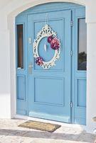 1600 x 2400 mm Szerokie / Wysokie drzwi zewnętrzne drewniane