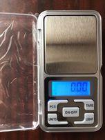 Мини весы 200 g x 0,01 g для монет, ювелиров и т.д.