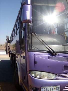 Macopollo  mercedes 1729 bus,63 seaTer ,447t 6speed