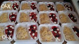 Комплексні обіди з доставкою