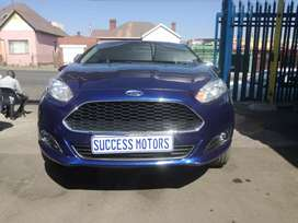 2017 Ford Fiesta ecoboost 1.0