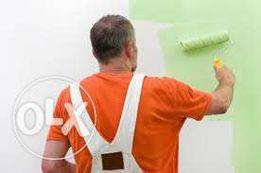 выполним ремонтные работы (штукатурка , шпатлевка, гипсокартон,мдф),