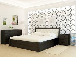 Кровать деревянная Las Vegas + с подъемным механизмом