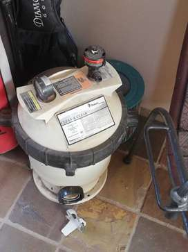 Pool filter and cartridge