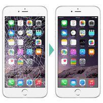 Переклейка скла на iPhone
