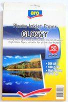 Фотобумага photo inkjet paper glossy 50 sheets А4