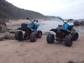 LOOKING TO BUY UNWANTED QUAD BIKES OR 2 WHEELER IN DURBAN