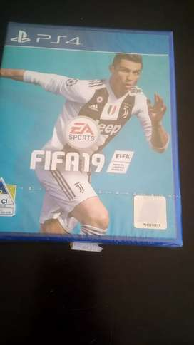 Brand new sealed  ps4 fifa 19