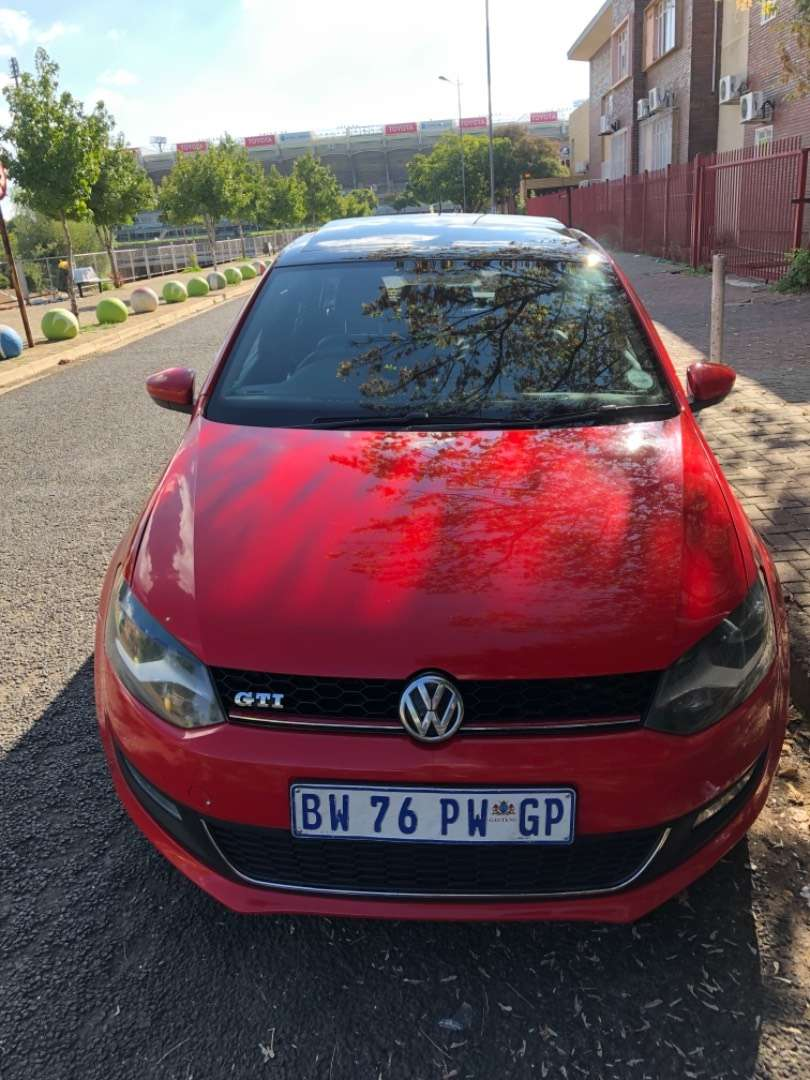 VW polo Gti twin turbo super charged 0