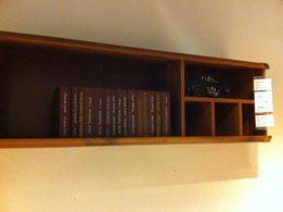 półka na ścianę dąb Sutter