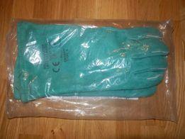 Skórzane rękawice spawalnicze WELDMASTER LW132G