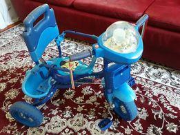 Детский трёхколесный велосипед Baby Club