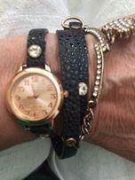 Кварцевые оригинальные наручные женские часы