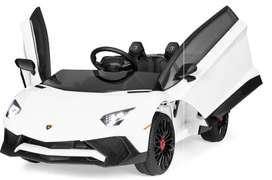 Lamborghini Aventador SV Kids Electric Licensed Luxury Ride On Car