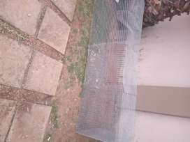 Cage for rabbits or quails