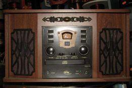 НОВАЯ retro Винил ELTA 1237 Nostalgic music center под RETRO: CD-R