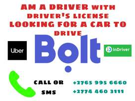 AM LOOKING FOR A DRIVING JOB IN DURBAN