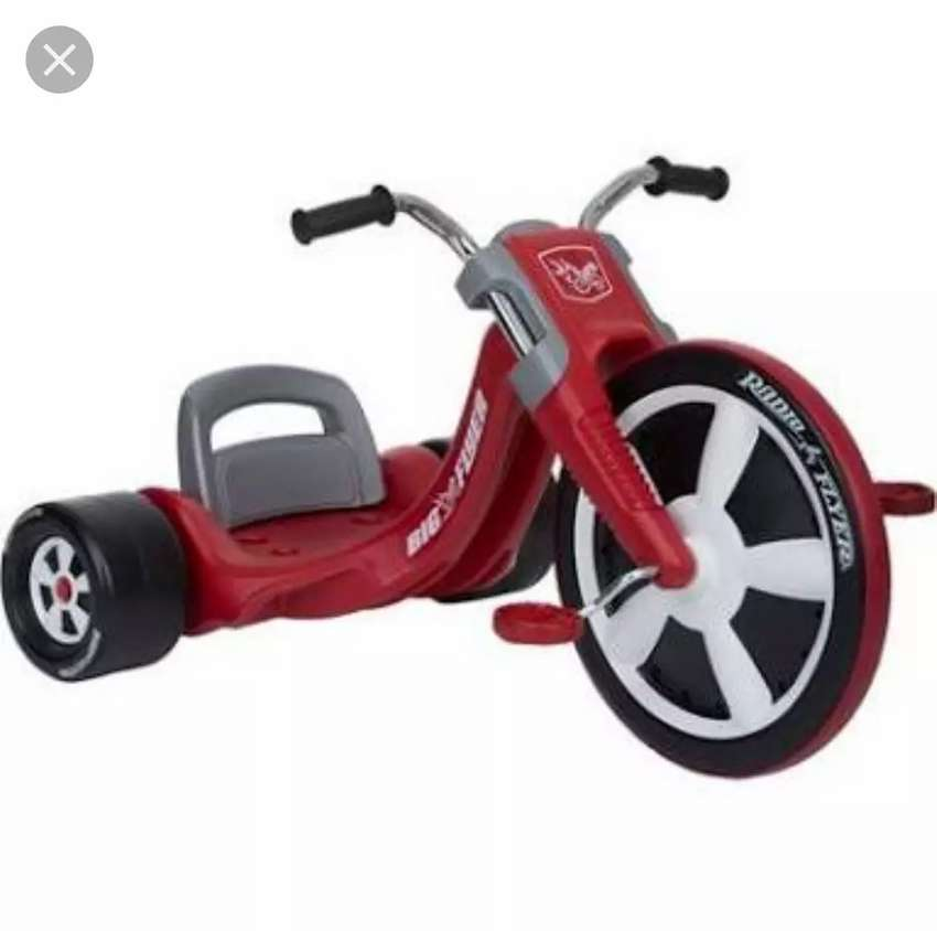 USA used radio flyrr tricycle for 10k 0