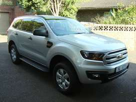 2018 Ford Everest 2.2TDCi 4WD XLS