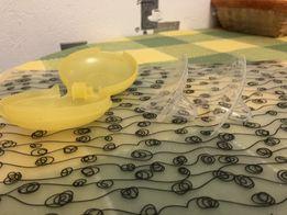 Продам силиконовые накладки для груди фирмы Medela