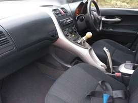 Toyota auris 1.6rs full house