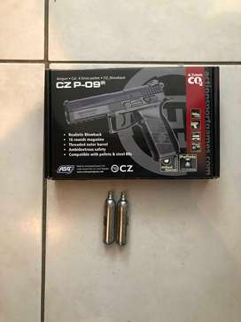 CZ 09 CO2 replica
