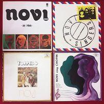 Zestaw 4 LP Novi Singers. Super stany ! Pierwsze wydania !